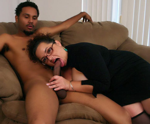 BBW Shianna Excited For a Black Cock